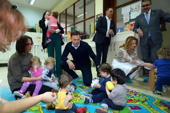 Poseta povodom Svetskog dana deteta