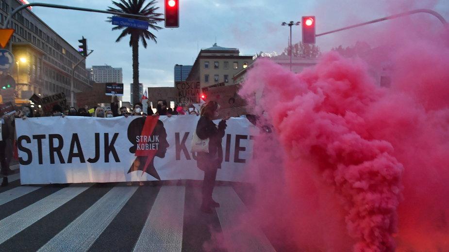 Strajk Kobiet wzywa do protestu