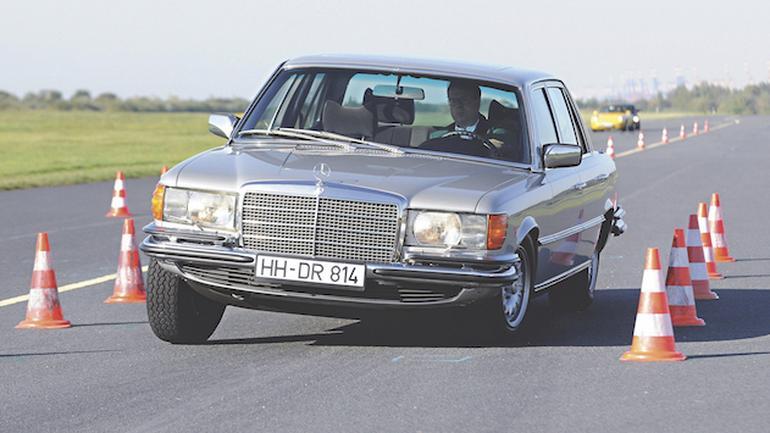 Mercedes 450 SEL