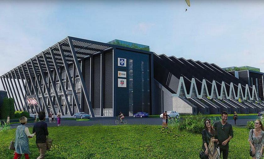 Hala na Podpromiu zostanie przebudowana