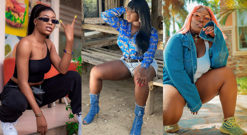 Sex for verse; Freda Rhymz shames Sista Afia in new track with shots at Eno Barony (WATCH)