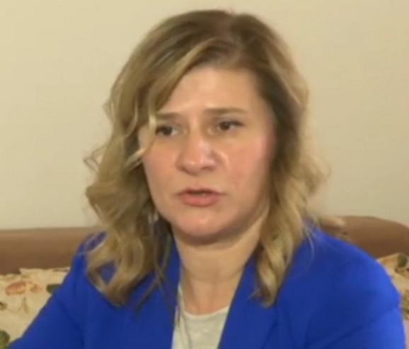Stanka Pavićević, vlasnica stana