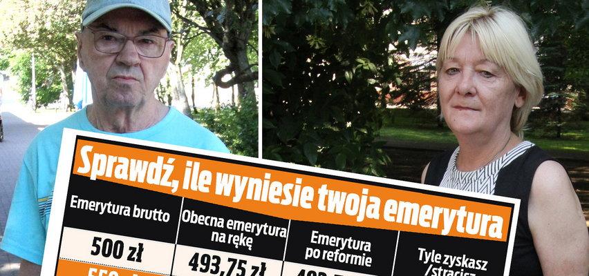 Będzie ulga dla najuboższych seniorów. Ministerstwo Finansów obiecuje, że tacy emeryci nie stracą na Polskim Ładzie
