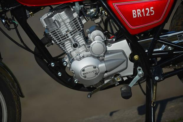 Benyco BR 125