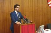 nikola rajičić podsedkretar za komunalne poslove u Skupštini grada foto Beoinfo