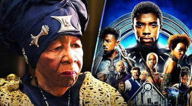 Lupita Nyong'o mourns Black Panther actress Miss Dorothy Steel