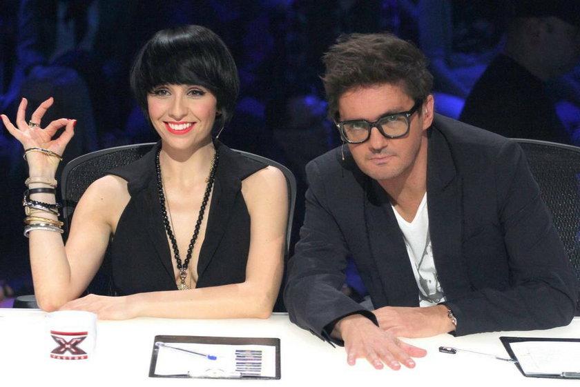 X Factor 2012 - Okupnik i Wojewódzki