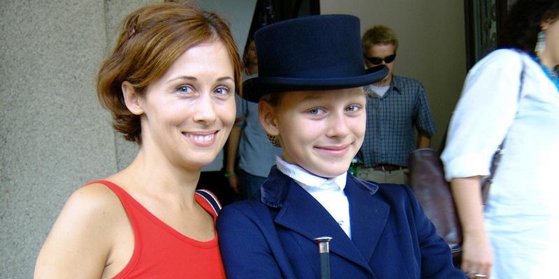 Jak wygląda córka Jolanty Fraszyńskiej? To dziś piękna kobieta