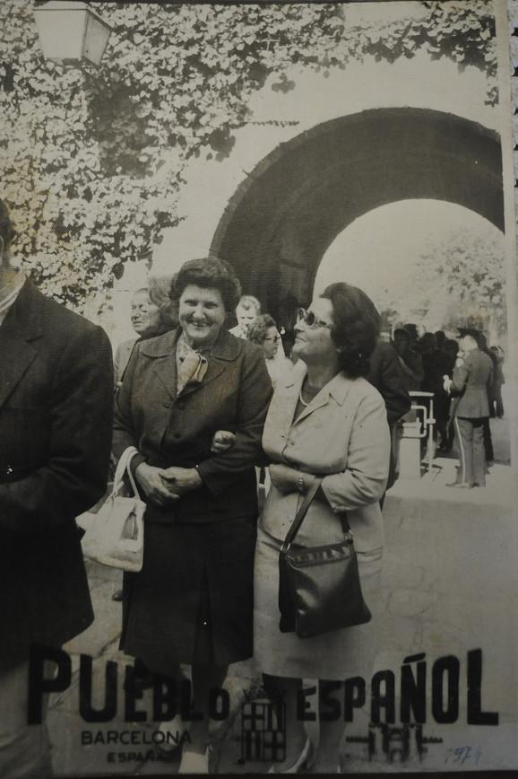 Baka Nada radila je kao profesorka nemačkog i srpskog jezika: Sa ekskurzije u Španiji