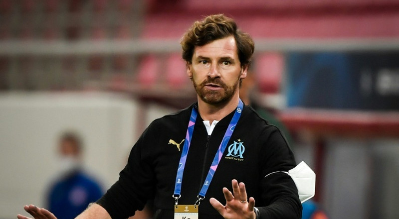 Villas-Boas aiming high with Marseille in French love affair