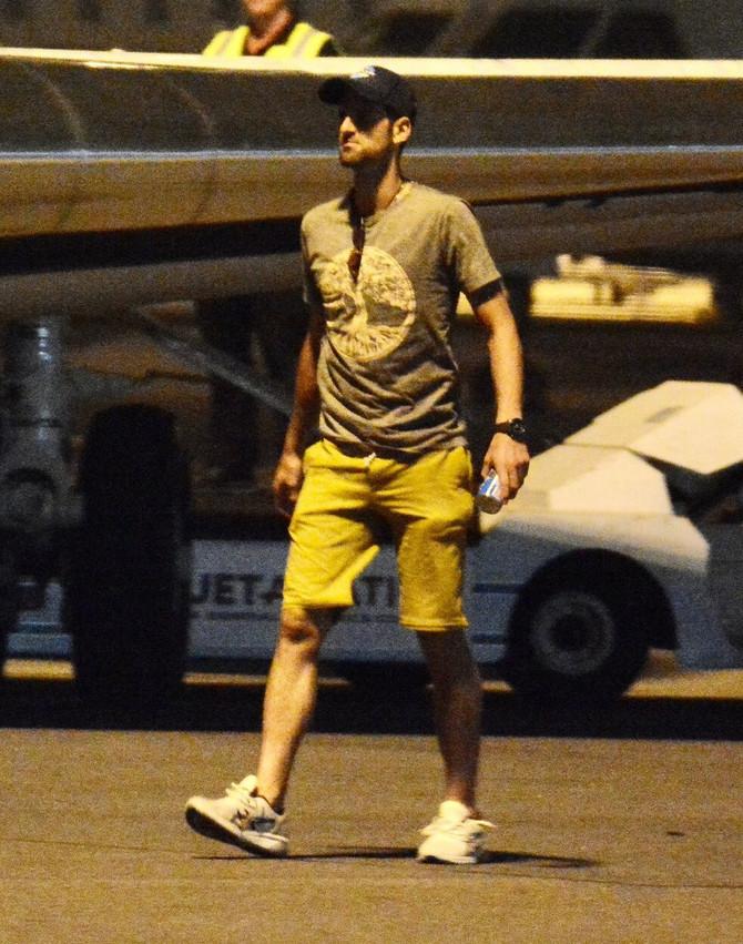 Novak kao maneken