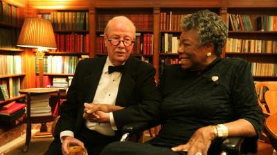 Robert Loomis, Who Edited Angelou, Styron and Morris, Dies at 93