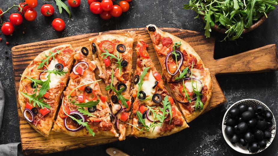 Uwaga na dodatki do pizzy