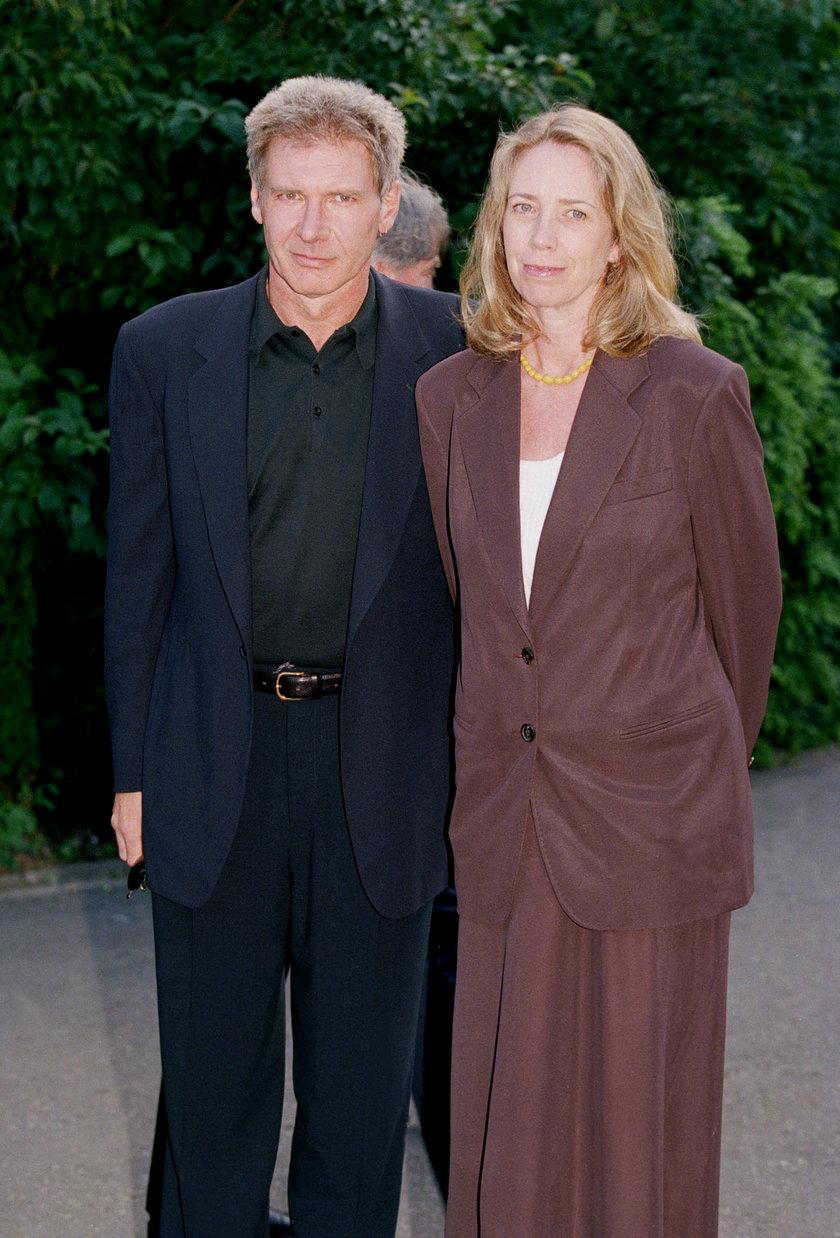 Harrison Ford i Melissa Mathison