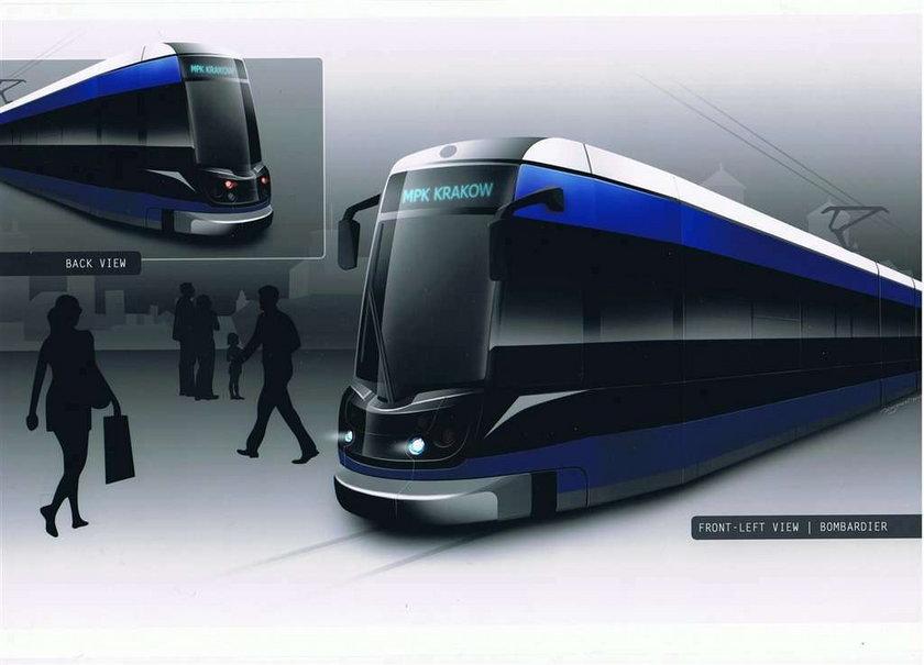 Oto najdłuższy tramwaj w Polsce