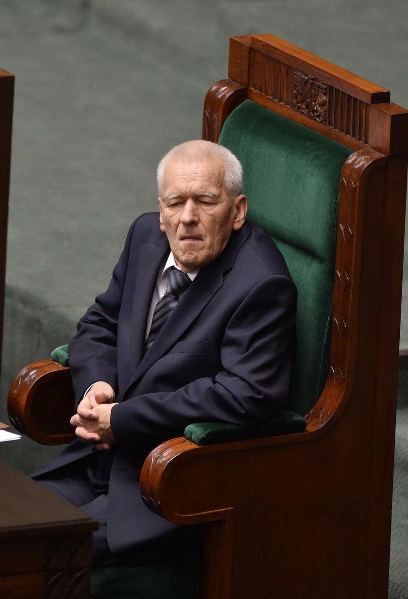 Kornel Morawiecki zmarł w wieku 78 lat