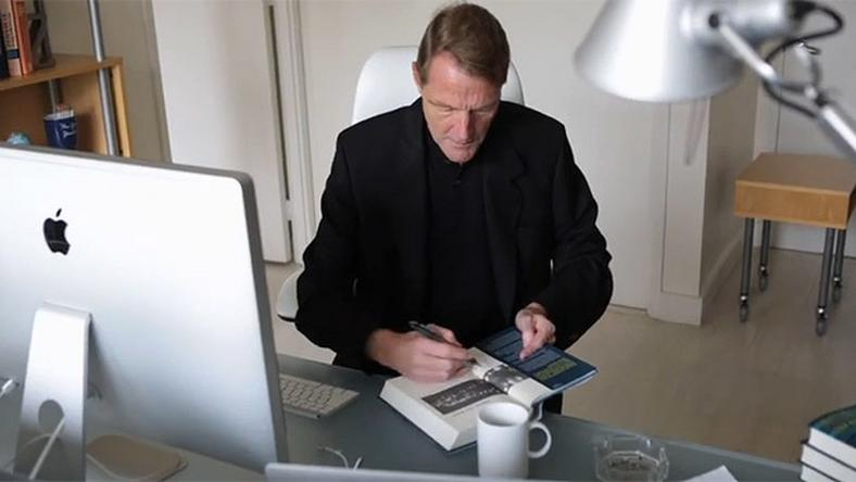Lee Child (Źródło: Booklips.pl)