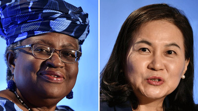 Okonjo-Iweala set to be crowned DG of WTO as South Korean candidate withdraws from race