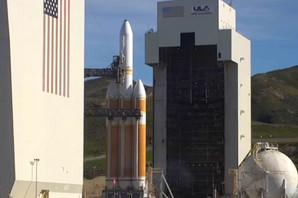 POSLE GODINA I GODINA ODLAGANJA Amerika lansirala ŠPIJUNSKI SATELIT u svemir (VIDEO)