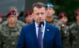 Błaszczak powołał zespół ds. reformy systemu kształcenia i doskonalenia zawodowego żołnierzy