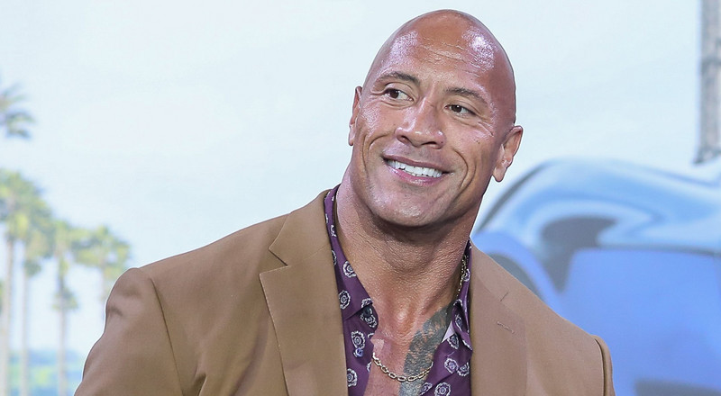 The Rock Is Officially Joining the DC Extended Universe as Black Adam