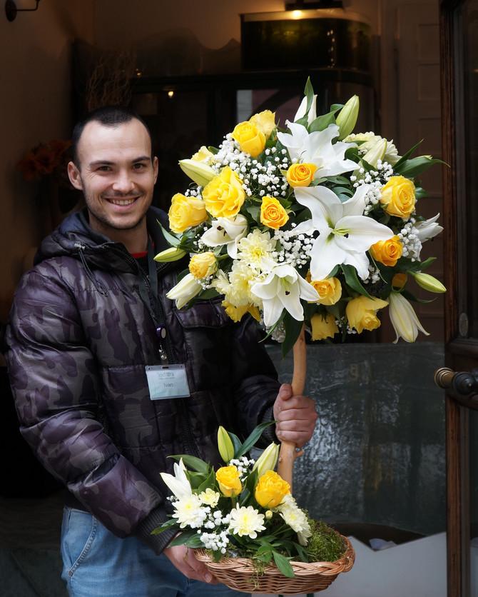 Cveće je najlepši poklon