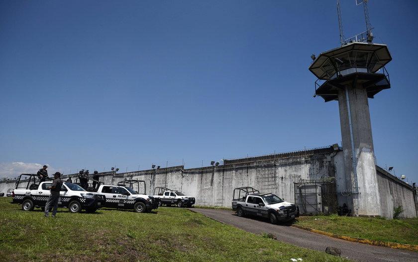 Bunt w więzieniu w Meksyku
