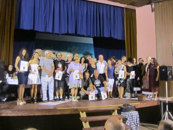 Na 25. Likovnoj koloniji u Vojki učestvovalo je 25 umetnika