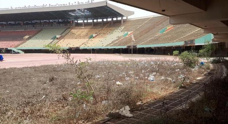 Sénégal - Le Stade Léopold Sédar Senghor fermé pour rénovation