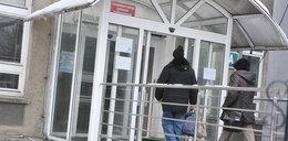 Dymisje w Skierniewicach po śmierci pacjentki