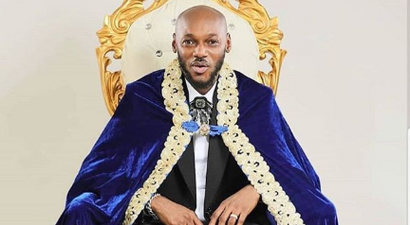 2Baba delivers royal performance at 5th edition of TraceLive 'The Reign'