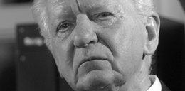 Zbigniew Siemaszko nie żyje