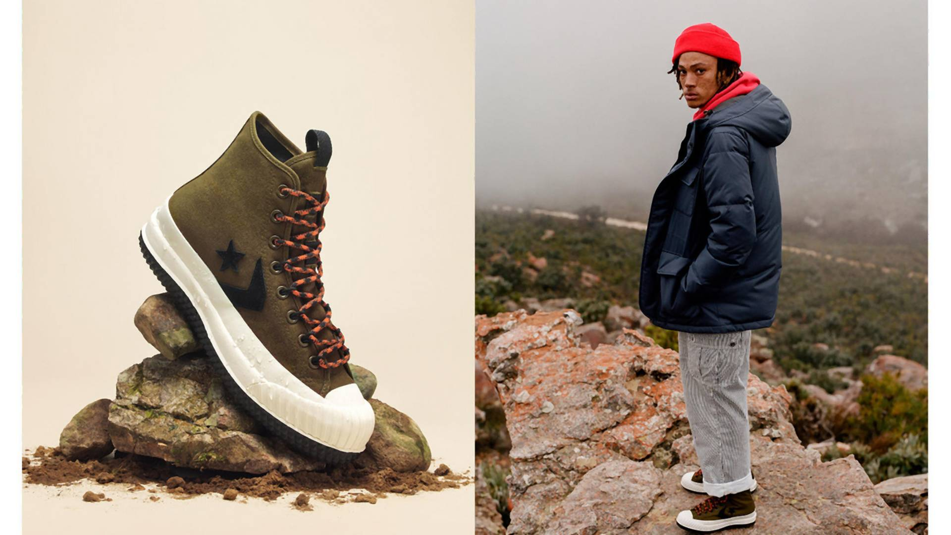 NOIZZ patika: Converse Mountain Club Bosey Chuck 70