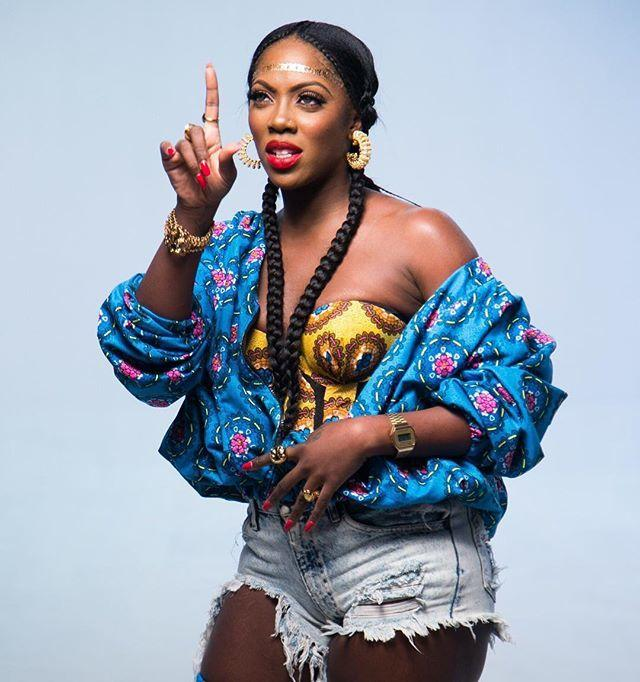 Tiwa Savage in 'Rewind' video