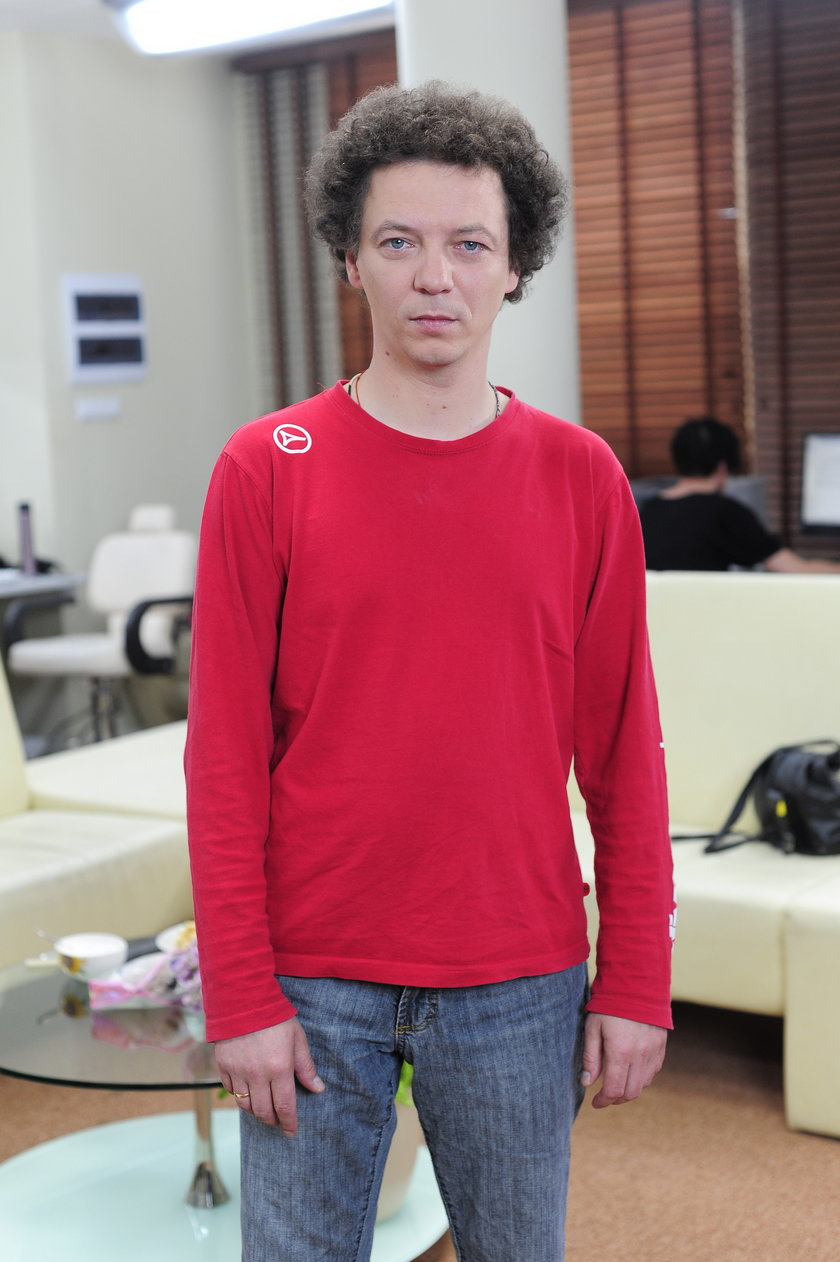 Adam Probosz w 2010 roku