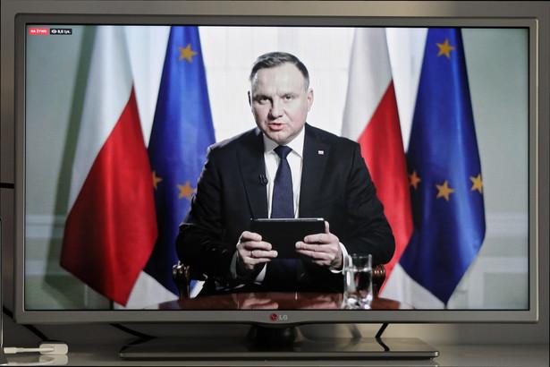 Zgodnie z obietnicą Prezydent RP Andrzej Duda niezwłocznie po zakończeniu prac parlamentarnych podpisał ustawy tworzące Tarczę Antykryzysową - poinformował rzecznik prezydenta