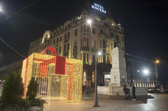 Beograđane očekuju već prepoznatljivi ukrasi