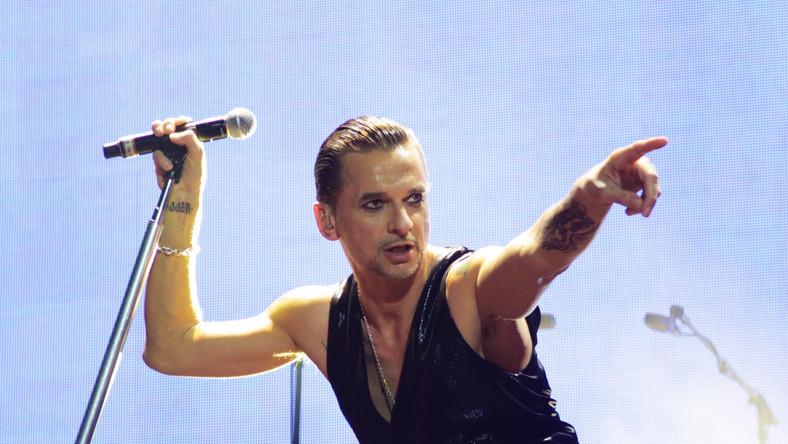 Dave Gahan, wokalista Depeche Mode