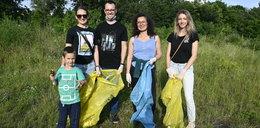 Sąsiedzi posprzątali Kępę Mieszczańską