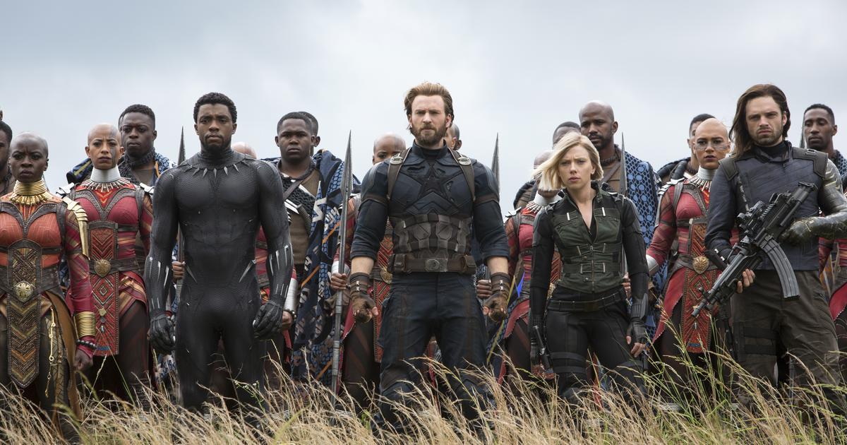 Avengers Wojna Bez Granic 2018 Dubbing Pl Online Vod