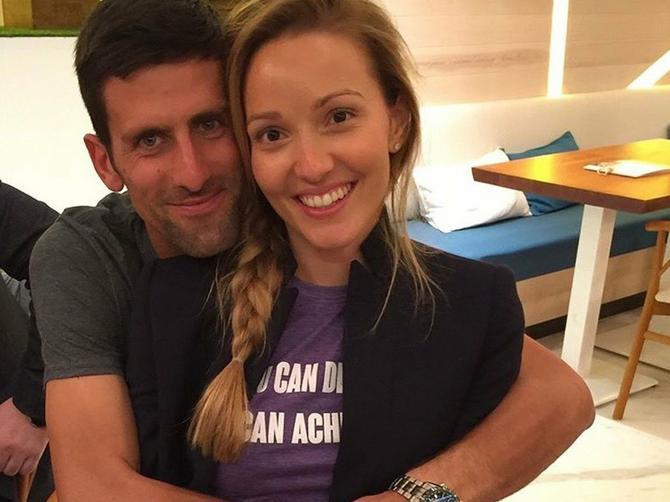 Jelena i Novak postali roditelji drugi put: I za sina i ćerku odabrali imena sa JAKIM ZNAČENJEM!