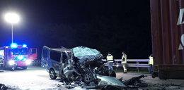 Pięcioro Polaków zginęło na niemieckiej autostradzie. Anioł Stróż nad nimi nie czuwał