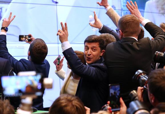 Odnosi između Rusije i Ukrajine u zastoju - Volodomir Zelenski