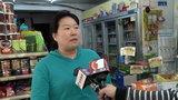Dzielna sklepikarka uratowała spadającą z czwartego piętra dziewczynkę