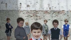 Rozbrykany chłopiec i jego przezabawne historie