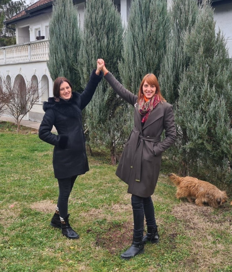 Sara i Mina Đorđević