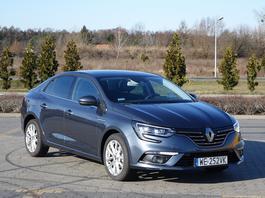 Renault Megane GrandCoupé 1.3 TCe140  –komfortowy sedan pod mylącą nazwą | TEST