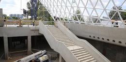 Zobacz jak budują Dworzec Zachodni