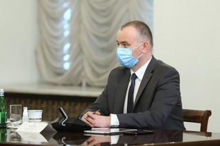 Mucha: Projekty ws. sędziów pokoju będą skierowane do prac parlamentarnych na jesieni