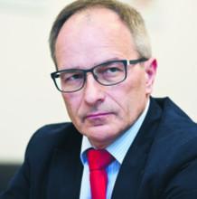 Wojciech Drzewiecki prezes z Instytutu Badań Rynku Motoryzacyjnego Samar